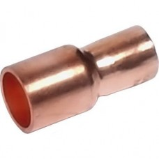 Sanha 5243 переходник редукционный, ВП-НП, медь18ax15, для медных труб под пайку