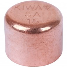 Sanha 5301 заглушка ВП, медь 15, для медных труб под пайку