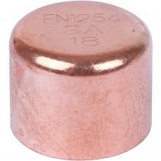 Sanha 5301 заглушка ВП, медь 18, для медных труб под пайку