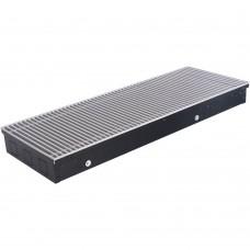STOUT Конвектор внутрипольный SCN 80.300.800 (Решётка роликовая, анодированный алюминий)