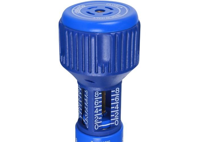 """Cimberio Клапан балансировочный ручной 727ОТ 1.1/4"""" обычн. латунь Kvs=21,6 PN20 BB без изм. ниппелей Cimberi"""