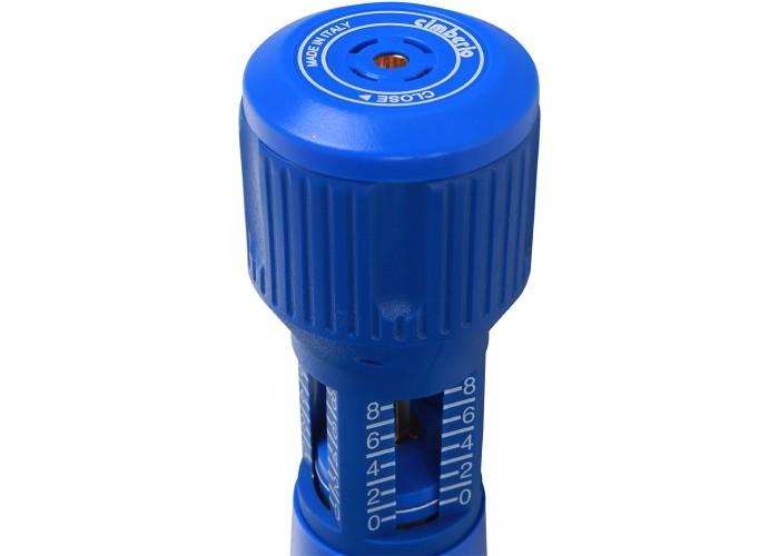 """Cimberio Клапан балансировочный ручной 727ОТ 1.1/2"""" обычн. латунь Kvs=28,46 PN20 BB без изм. ниппелей Cimber"""