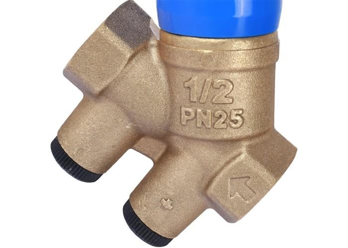 """Cimberio Клапан балансировочный ручной 787ОТ/2R 1/2"""" обычн. латунь Kvs=3,94 PN25 BB без изм. ниппелей Cimberio в Белгороде"""