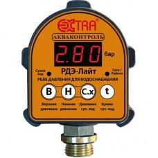 """Акваконтроль Реле давления Реле давления воды EXTRA РДЭ (1,5кВт; G1/2"""")"""
