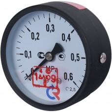 РОСМА ТМ-310Т.00(0-0,6МРа)G1/4.150С.2,5 МАНОМЕТР 63 мм, ТИП - ТМ-310Т, G1/4 (сзади), 0-0,6МРа, 150град.,кл.2,5
