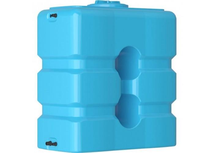 Акватек Бак д/воды ATP-1000 (синий) с поплавком Миасское, шт