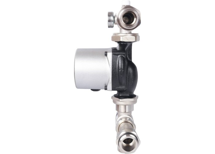 STOUT Насосно-смесительный узел с термостатическим клапаном 20-43°C, с насосом UPSO 25-65, 130 mm в Белгороде