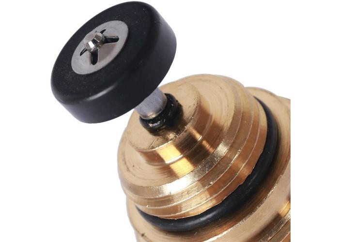STOUT Термостатический клапан для коллекторов из нержавеющей стали