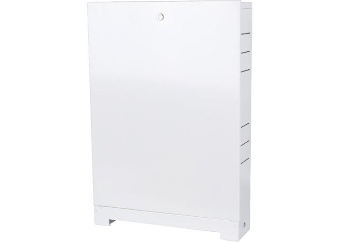 STOUT Шкаф распределительный наружный 1-3 выходов (ШРН-1) 450х118х652-715 в Белгороде