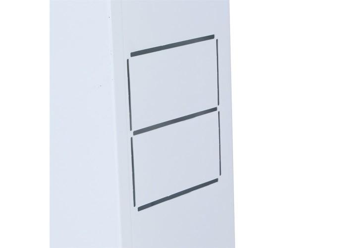 STOUT Шкаф распределительный наружный 4-6 выходов (ШРН-2) 550х118х652-715 в Белгороде