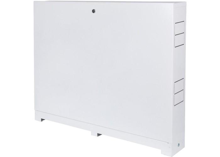 STOUT Шкаф распределительный наружный 10-12 выходов (ШРН-4) 848х118х652-715
