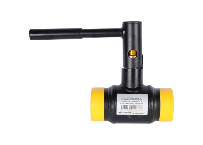 БРОЕН БРОЕН Venturi DRV Клапан балансировочный ручной сварной DN 065 PN 16 Kvs=49,11 м3/ч,артикул 3916000-606005 [3916000-606005] в Белгороде