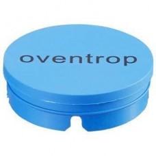 OVENTROP Крышка синяя для шар.крана Optibal Ду10/Ду15,набор=10шт.