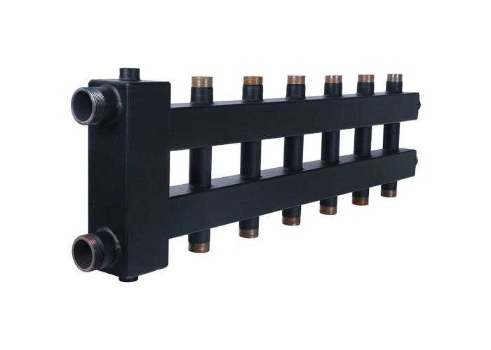 ROMMER Коллектор (дублер компакт) с гидроразделителем на 3+3+1 контура