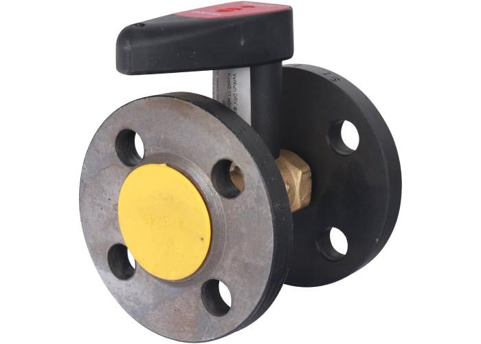 БРОЕН БРОЕН Venturi DRV Клапан балансировочный ручной фланцевый DN 015 PN 16 Kvs=2,11 м3/ч,артикул 4350510S-001005 [4350510S-001005]