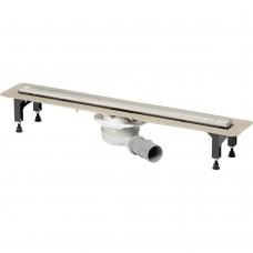 Viega 4983.20 Душевой лоток Advantix с решеткой Advantix Visign ER13 (1000 мм)