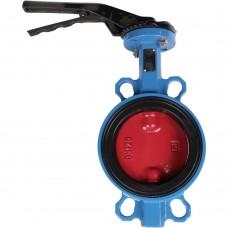 Tecofi Затвор диск чугун VPI4448 Ду125 Ру16 EP VPI4448-02EP0125 Tecofi