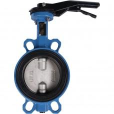 Tecofi Затвор диск чугун VPI4449 Ду100 Ру16 EP д/нерж VPI4449-02EP0100 Tecofi
