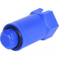 STOUT SFA-0035 Пробка длинная 1/2, синяя