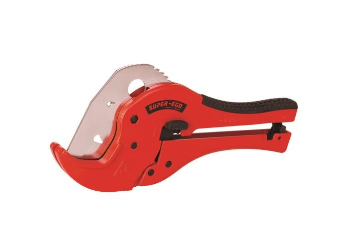 """SUPER-EGO Ножницы SEGO 63PL для пластиковых труб до 63 мм/2.1/2"""""""