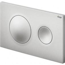 Viega 8610.1 8610.1 Кнопка смыва Prevista Visign for Style 20 для смывных бачков, пластик, матовый хром