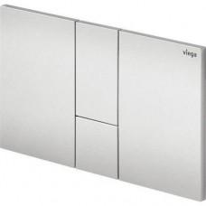 Viega 8614.1 8614.1 Кнопка смыва Prevista Visign for Style 24 для смывных бачков, пластик, матовый хром