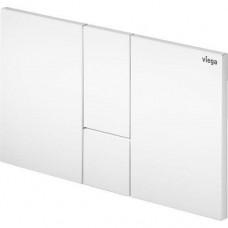 Viega 8614.1 8614.1 Кнопка смыва Prevista Visign for Style 24 для смывных бачков, пластик, альпийский белый
