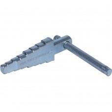 "ROMMER RMT-0001-012114 ROMMER Ключ для разъемных соединений ""американка"" 1/2""-1 1/4"""