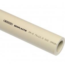 STR016P20X Ekoplastik ППР труба PN20 16x2,7 (4,0м)