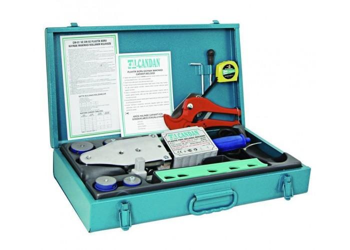 FIRAT Свар. аппарат + комплект матриц (20-40 мм) в ящике в Белгороде
