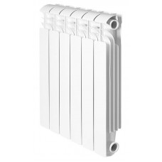 Global ISEO 500 Global ISEO 500 1 секция радиатор алюминиевый боковое подключение (белый RAL 9010)