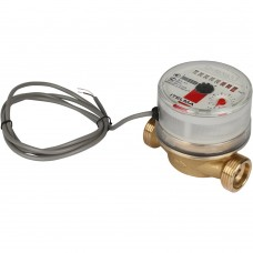 ITELMA Счетчик горячей воды WFW24.D080 Ду=15мм, L=80мм импульсный выход