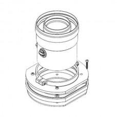 Bosch Вертикальное подключение к котлу DN60/100