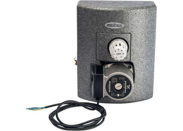 Meibes Thermix Thermix с термостатическим приводом смесителя, диапазон настройки 25-50 °С, с насосом Grundfos UPS 15-50 MBP (до 120 м2)1 в Белгороде