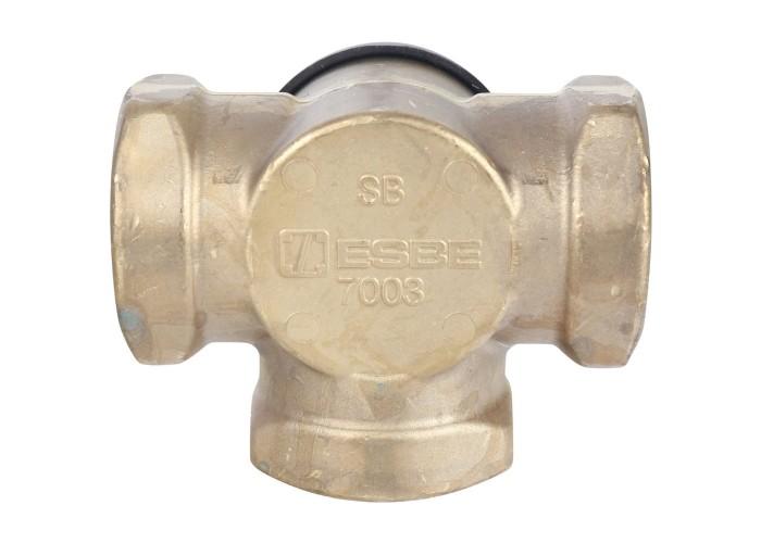 Esbe Вентиль поворотный трехходовой VRG 131, DN32, вн.11/4, KVS 16
