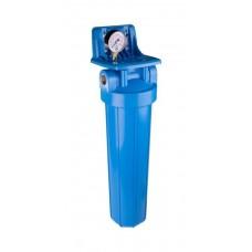 """AquaFilter AQM Фильтр (корпус 10ВВ, вход 1"""", без картриджа)"""