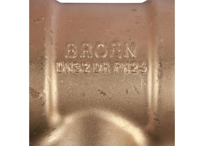 БРОЕН БРОЕН Venturi DRV Клапан балансировочный ручной стандартной пропуской способности резьбовой DN 032 PN 25 Kvs=13,3 м3/ч,артикул 4650010S-001003 [4650010S-001003] в Белгороде