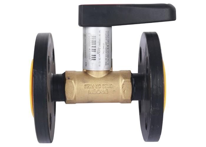 БРОЕН БРОЕН Venturi DRV Клапан балансировочный ручной фланцевый DN 020 PN 16 Kvs=4,81 м3/ч,артикул 4450510S-001005 [4450510S-001005] в Белгороде