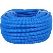 РУВИНИЛ Труба гофр.25мм ПНД (синяя) для МПТ (Длина: 50 м)