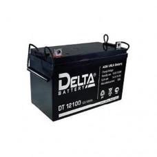 DT 12100 АКБ DT (Delta) 100 Ач (с.с. до 5 лет)